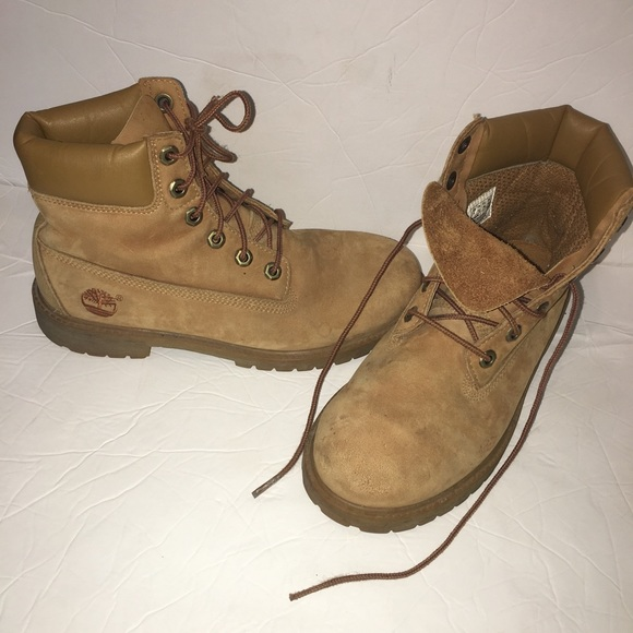 Timberland Boot Co. Men's Brown Colrain Reissue 6 inch